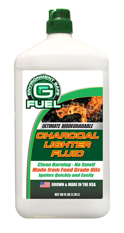 Green Earth Technologies 1163 Charcoal Light Fluid - 60 oz.