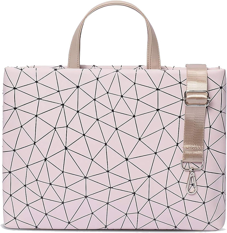 Ababuli 14 In Macbook Laptop Bag For Women Laptop Sleeve Case – Shoulder Bag with Shoulder Strap
