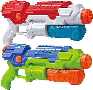 JOYIN 2 Pack Pistolas de Agua para Niños Pistola de Chorro de Agua ...