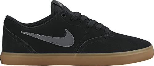 Amazon.com | Nike Sb Check Solar Black/Anthracite Low Top Canvas Skateboarding Shoe - 11.5M 10M | Shoes