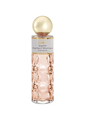 Saphir Perfect Woman (Atenea) EdP para ella (1x200 ml.) vapo.: Amazon.es: Belleza