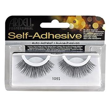 e5a9f6ff21a Amazon.com : Ardell Self-Adhesive Lashes, 105S : Fake Eyelashes And  Adhesives : Beauty