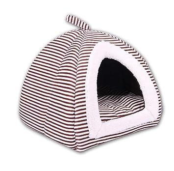 Amazon.com: Asteria-Ashley - Cama para mascotas, 3 colores ...