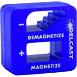 Delcast MBX Magnetizer Demagnetizer for Screwdriver Tips, Bits and Small Tools