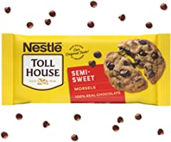 Nestle Toll House Semi-Sweet Chocolate Chip Morsels 12-Oz. Bag