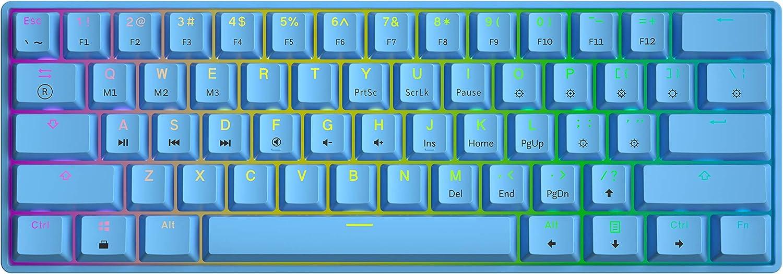 HK Gaming GK61 Malibu
