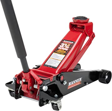 Hand-D-Jack Trailer Jack With 7000 LBS Lift Capacity