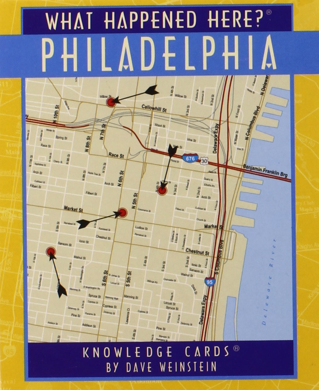 Read Online What Happened Here Phila-Cards PDF