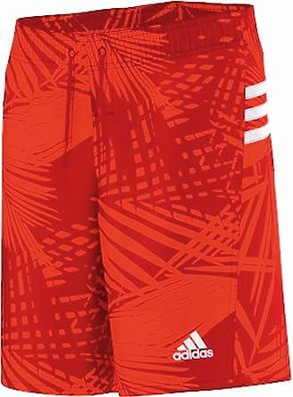 Short Garçon 170 15 Ans Cm Rouge De Amazon Red Bain Adidas 14 RfFwp6p