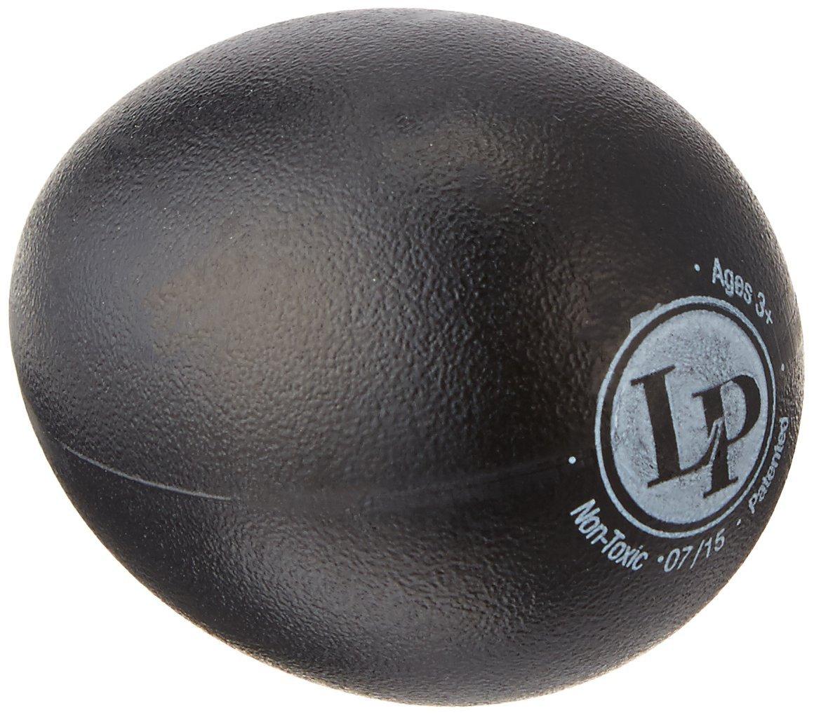 Latin Percussion LP001-BK Plastic Egg Shakers Black Bag Of 36