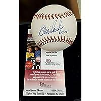 $136 » Brian Cashman GM Yankees Autograph Signed MLB Rawlings Baseball JSA Certified - Autographed Baseballs