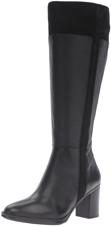 Naturalizer Women's Frances Wide CLF Riding Boot B01CJHYPQ6 5.5 B(M) US|Black