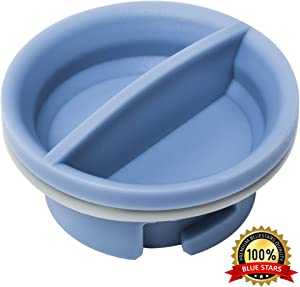 Ultra Durable 99002614 Dishwasher Rinse Aid Knob Replacement Part by Blue Stars - Exact Fit for Maytag Jenn-Air Amana Dishwashers - Replaces WP99002614 PS11747688