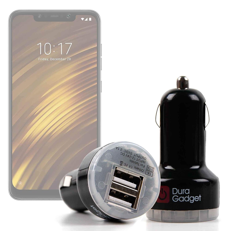 DURAGADGET Cargador Mechero del Coche para Smartphone Xiaomi ...
