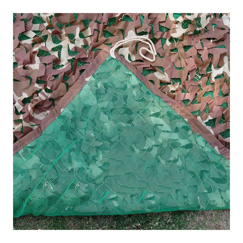 遮光ネット迷彩ネット 迷彩ネットデジタル砂漠のジャングルカモフラージュ迷彩ネット屋外キャンプに適した隠された狩猟の写真車のサンシェードバー森林ハロウィンのクリスマスの装飾 屋外の日陰の庭に適しています (Color : E, Size : 4*4m) E 4*4m