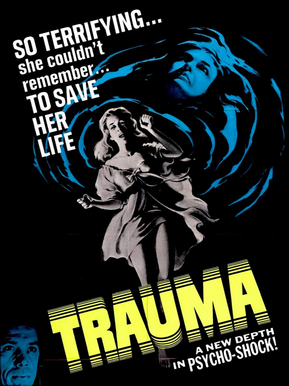 Trauma on Amazon Prime Video UK