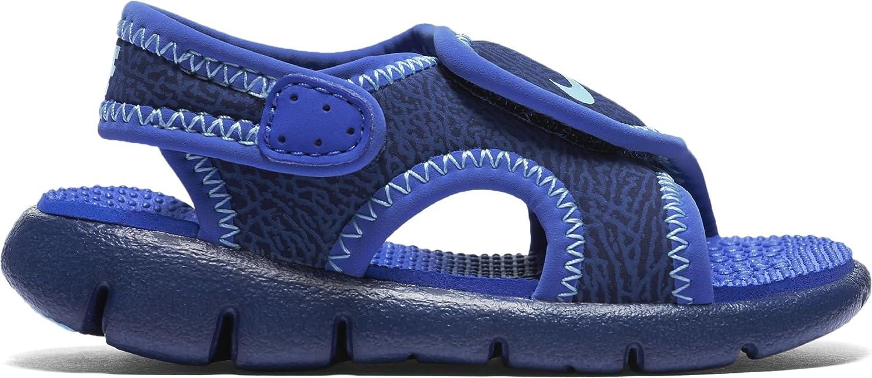new product 4402a 1a536 Nike - performancesunray 4 - baã Flip Flops ± or - Binary Blue Still Blue Comet  Blue  Amazon.co.uk  Shoes   Bags
