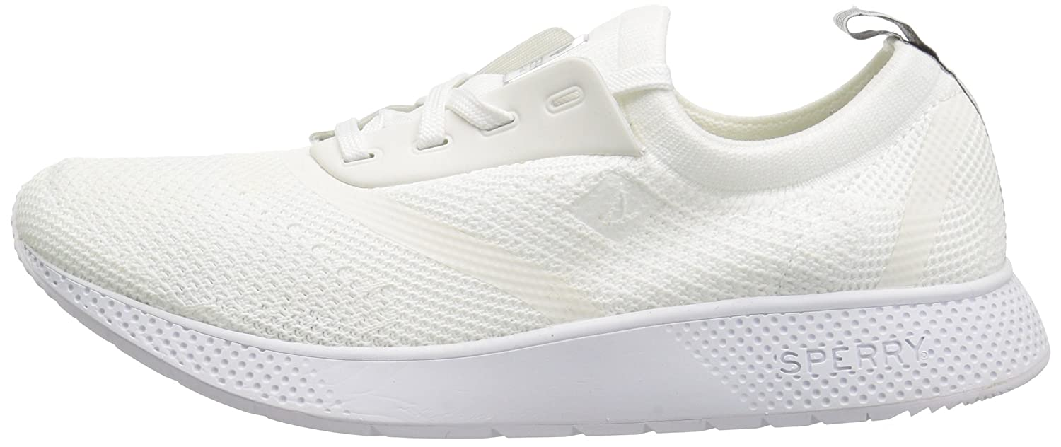 Sperry Top-Sider Women's Seven Seas CVO Sneaker B01MRXL2YB 6.5 B(M) US|White