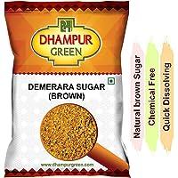 Dhampure Speciality Demerara Natural Brown Sugar, 1kg