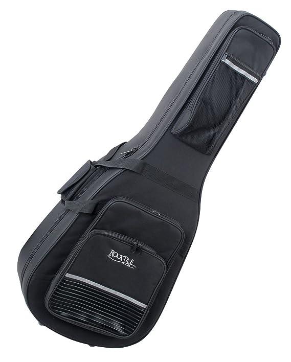 Rocktile 24101 - Funda guitarra clásica: Amazon.es: Instrumentos musicales