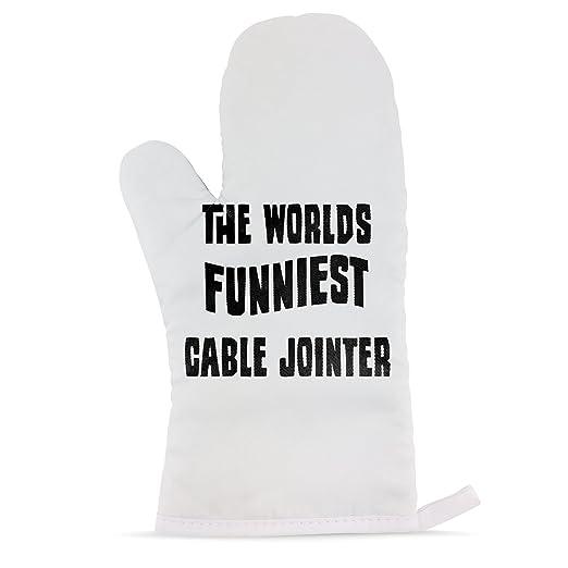 El mundo del más divertidos Cable juntas horno manoplas: Amazon.es ...