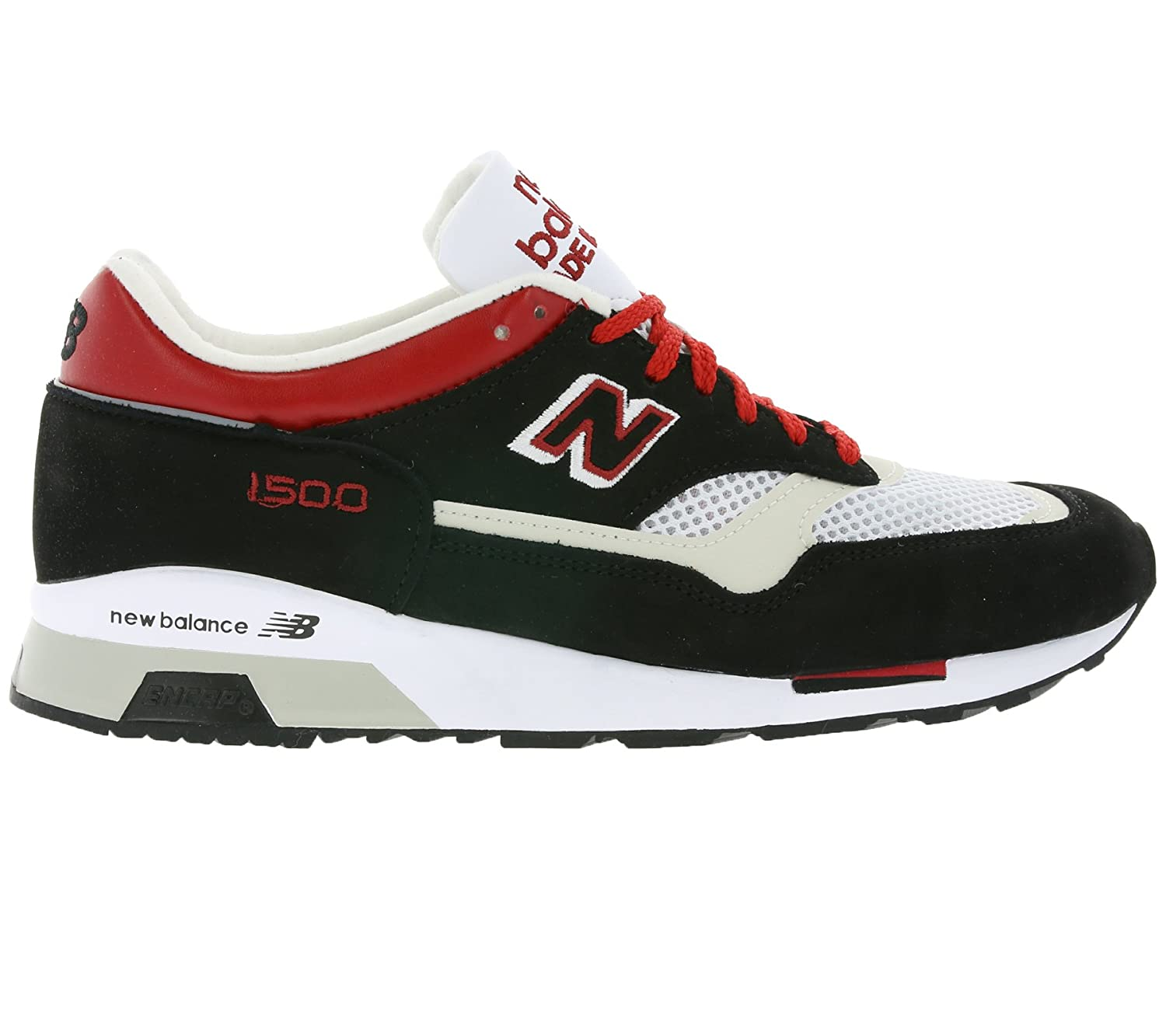 low priced 9f8ba f9160 Black Shoes New Balance 1500