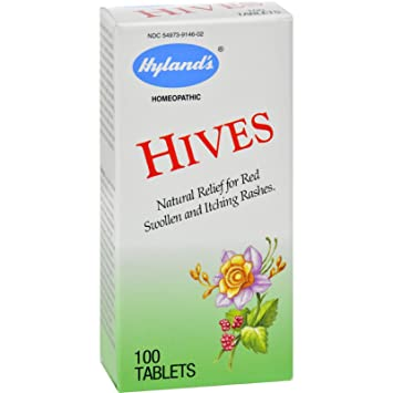 amazon com hyland s hives tabs 100 ct health personal care
