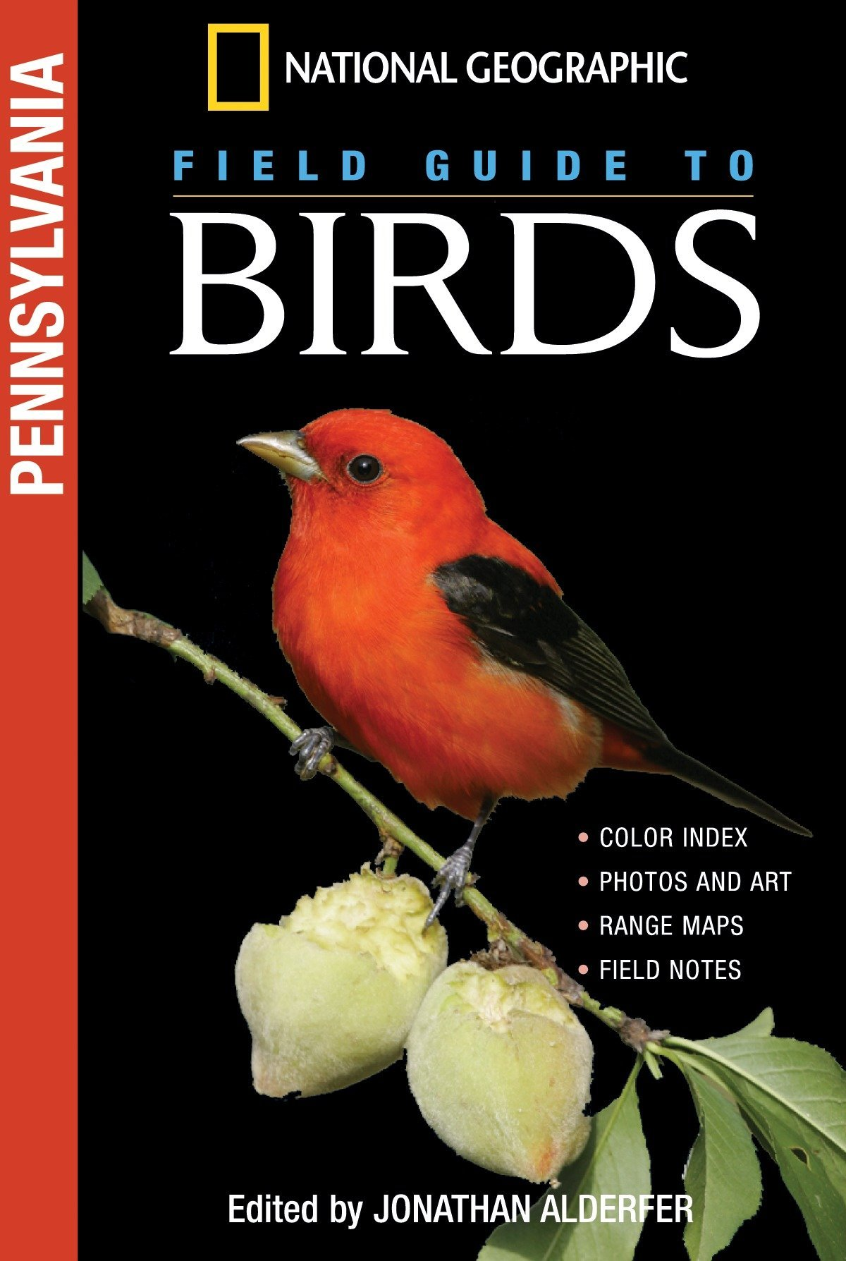 National Geographic Field Guide to Birds: Pennsylvania: Jonathan Alderfer:  9780792255628: Amazon.com: Books