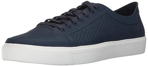 84944588e77d crocs Men s Citilane Roka Court Navy White Sneakers-M6 (204872 ...