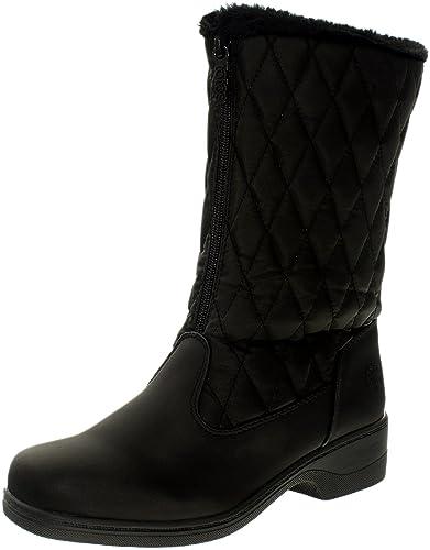 Women's Quilty Mid-Calf Boot