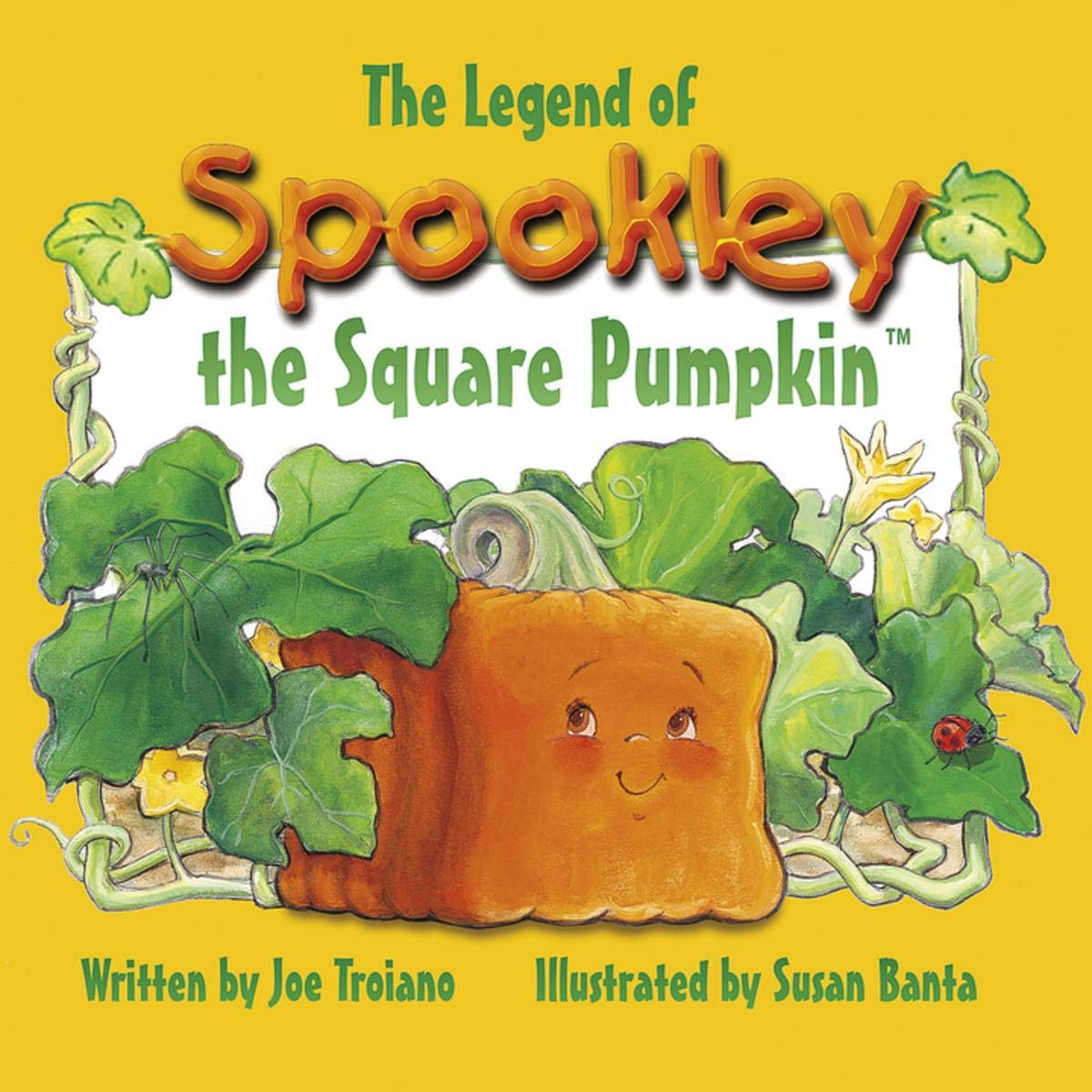 The Legend of Spookley the Square Pumpkin ebook