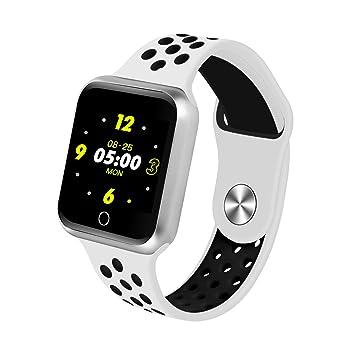 Smartwatch - Reloj Inteligente con Bluetooth, frecuencia cardíaca ...