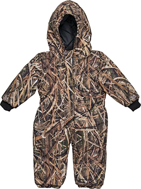 3a51bce1f9cb TrailCrest Mossy Oak Camo Infant - Toddler Baby Boy Insulated ...