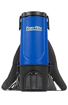 Powr-Flite BP4S Pro-Lite Backpack Vacuum