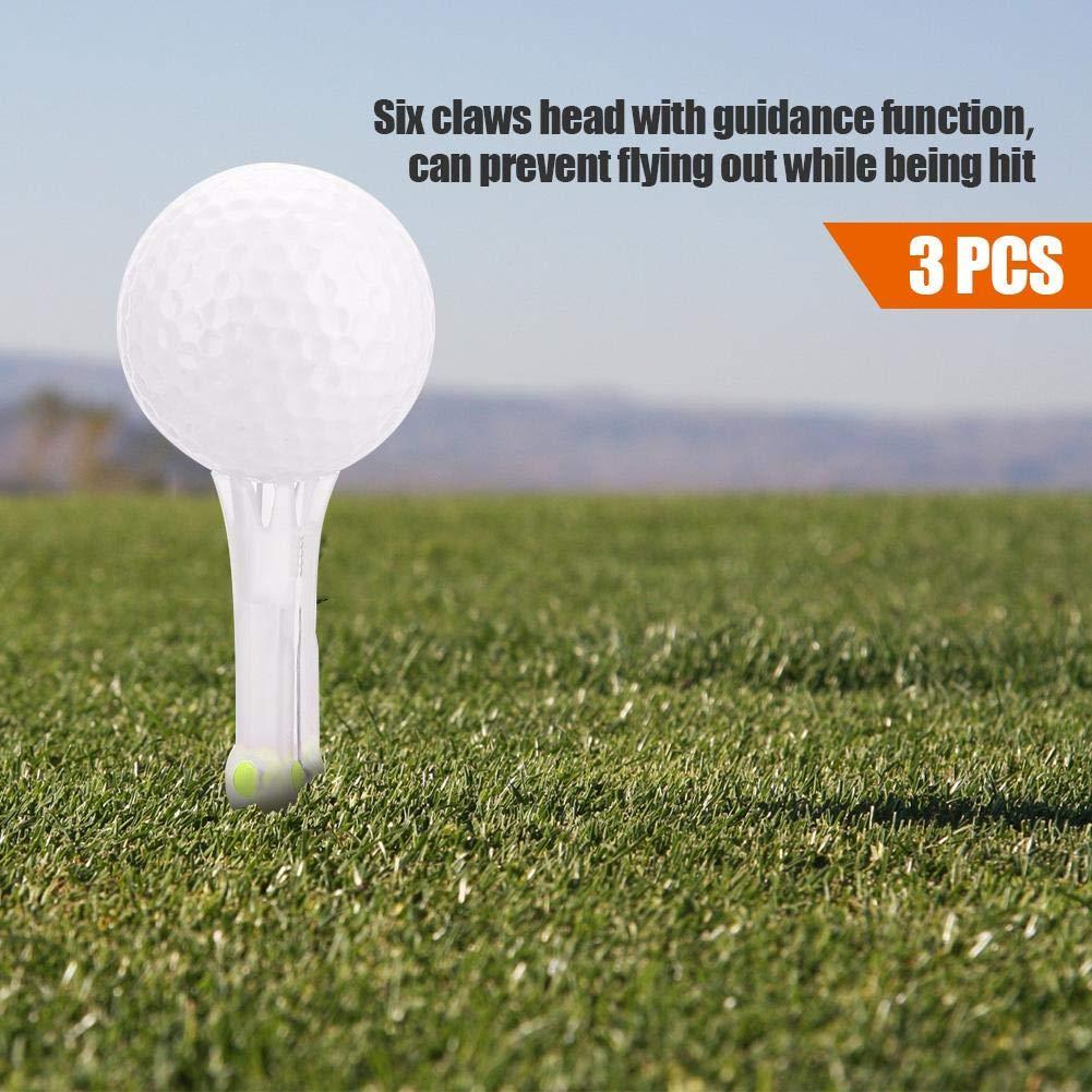 Amazon.com: Juego de 3 piezas de palos de golf de 2.953 in y ...