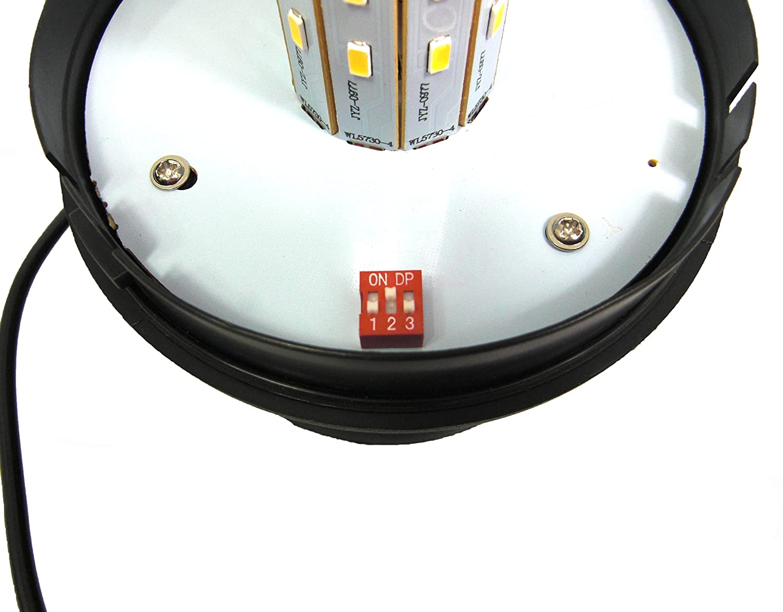 ALL Ride Signallicht-Notfall-LED 12//24V