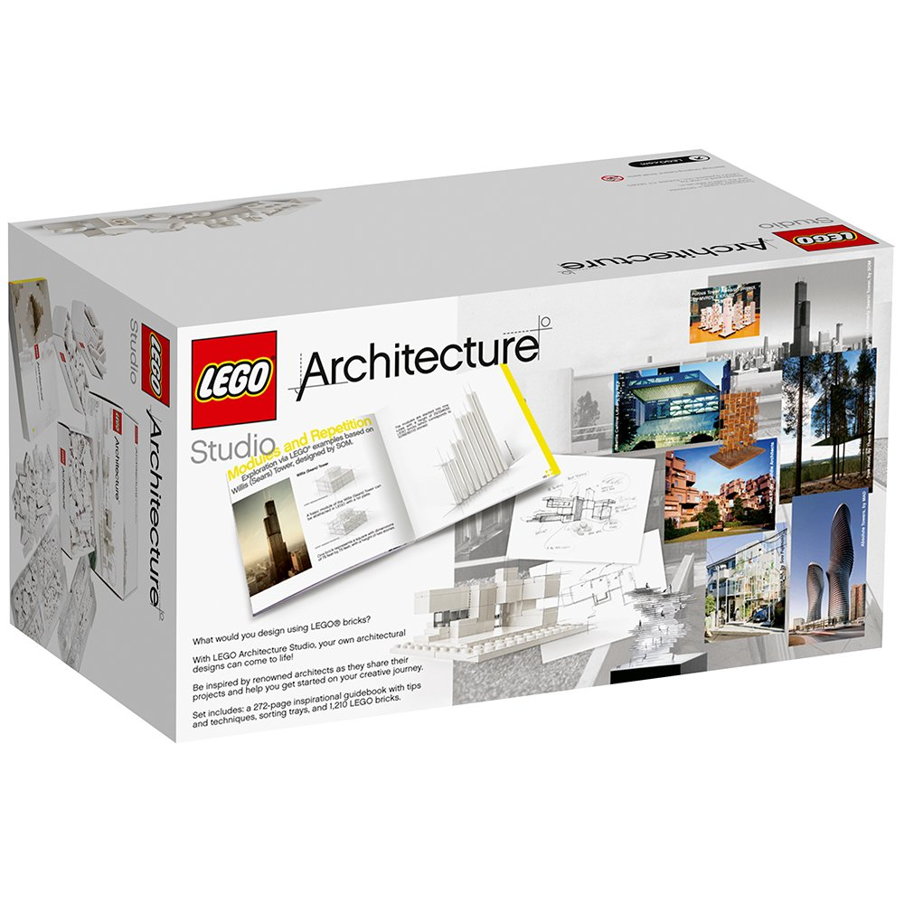 LEGO Architecture Studio 21050 Building Blocks Set by LEGO (Image #5)