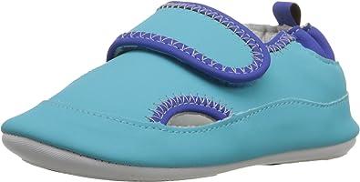 Robeez Wade Hard Sole Mini Shoe (Infant