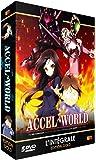 Accel World - Intégrale - Edition Gold (5 DVD + Livret) [Édition Gold]