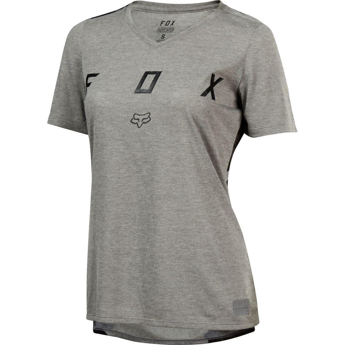Amazon.com   Fox Racing Womens Indicator Short Sleeve Jersey - 18483-040    Sports   Outdoors a7022b635