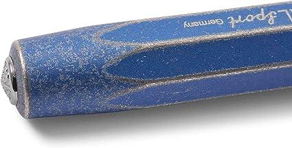Kaweco F/üllfederhalter Al Sport Blau I Premium F/üllfederhalter Luxus f/ür Tintenpatronen mit hochwertiger Stahlfeder I Kaweco Sport F/üller 13,5 cm Stonewashed Blue Federbreite EF Extra Fein