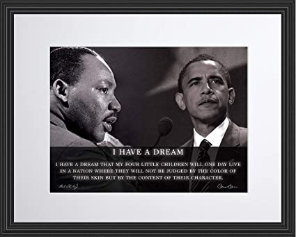 Amazoncom Wesellphotos Martin Luther King Jr With Us President