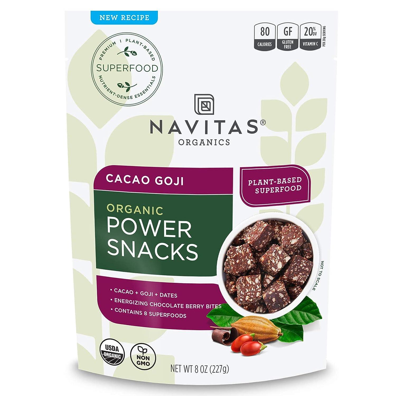 Navitas Organics Superfood Power Snacks