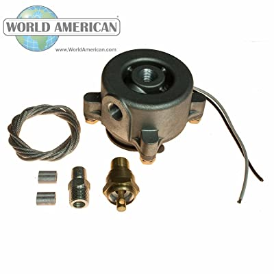 World American WAKN24001 Automatic Drain Valve: Automotive