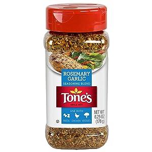 Rosemary Garlic Seasoning Blend by Tone's