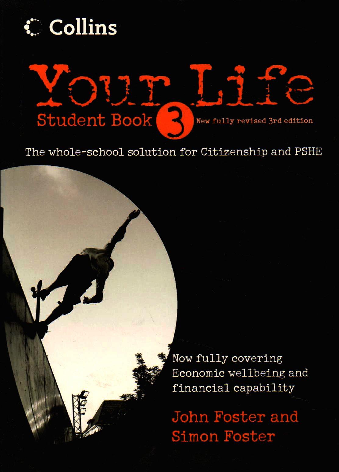 Poster design john foster - Your Life Student Book 3 Amazon Co Uk John Foster Simon Foster 9780007312474 Books