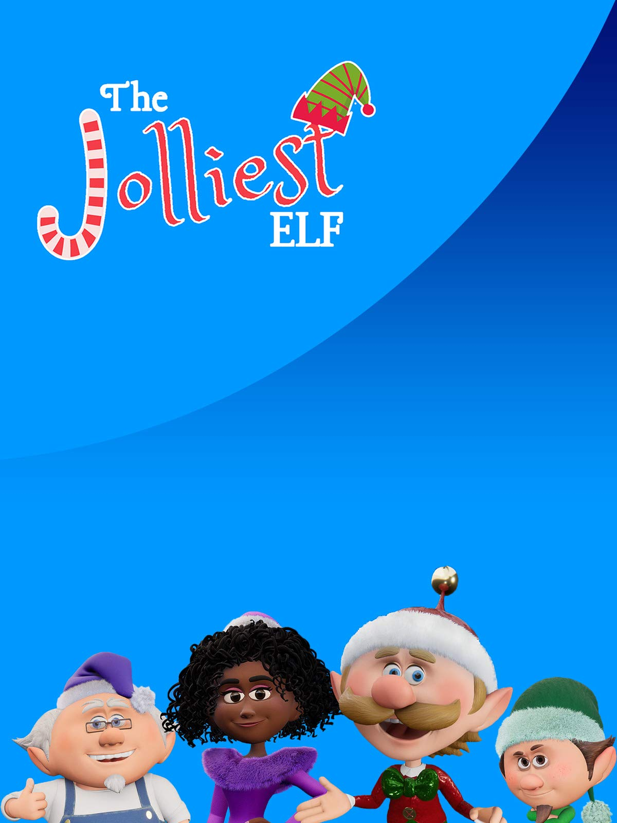 Clip: The Jolliest Elf: Lil' Rey on Amazon Prime Video UK