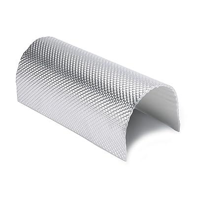 "Design Engineering 050501 Floor & Tunnel Shield II - Adhesive Heat and Sound Insulation, 21\"" x 24\"" (3.5 sq. ft.): Automotive [5Bkhe2009074]"