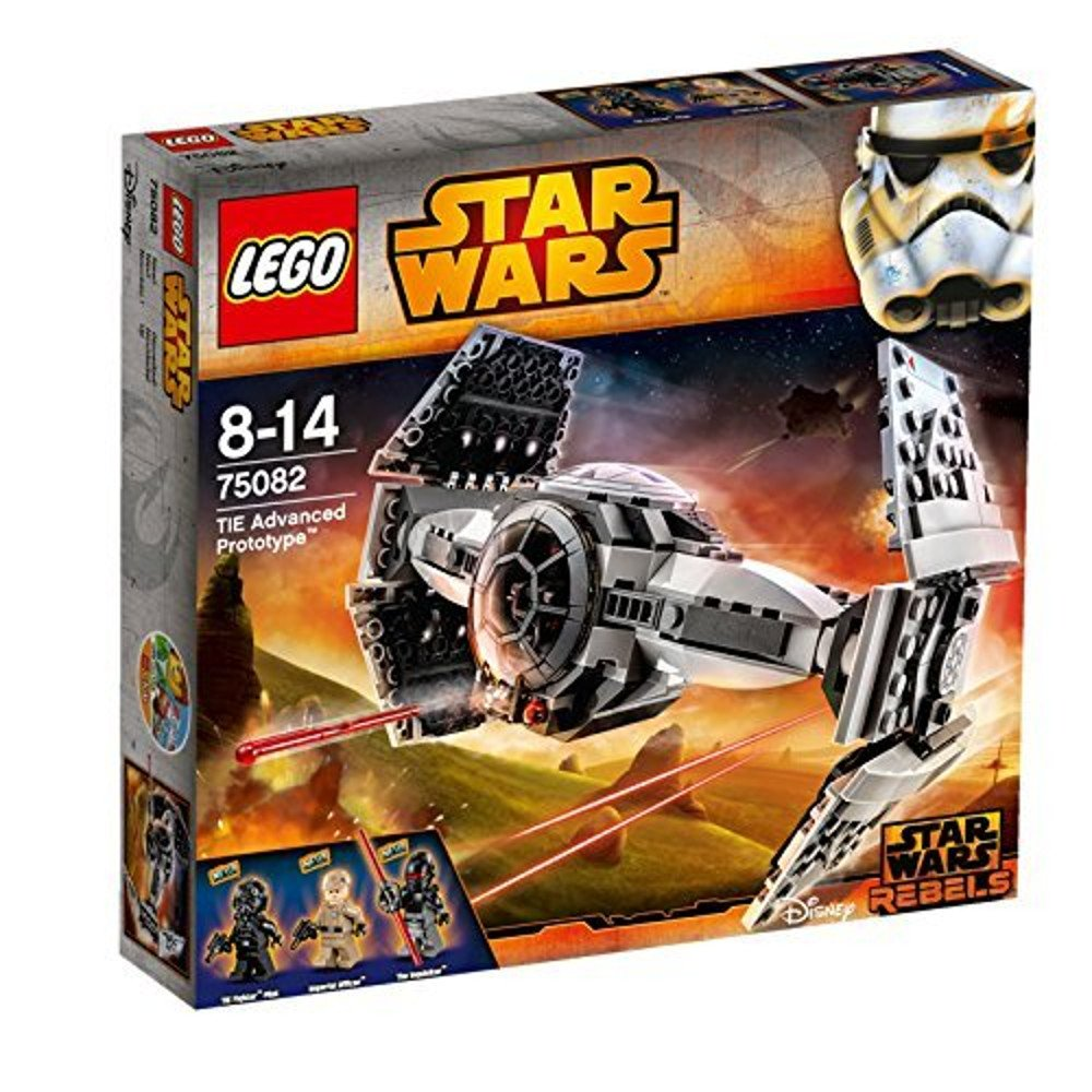 LEGO Star Wars 75082 - The Inquisitor