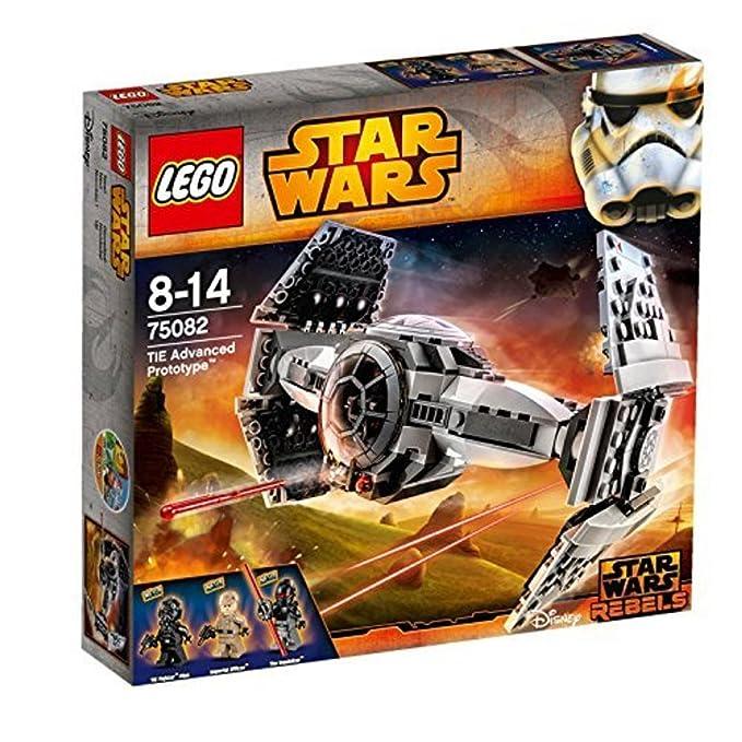 39 opinioni per LEGO Star Wars 75082- The Inquisitor